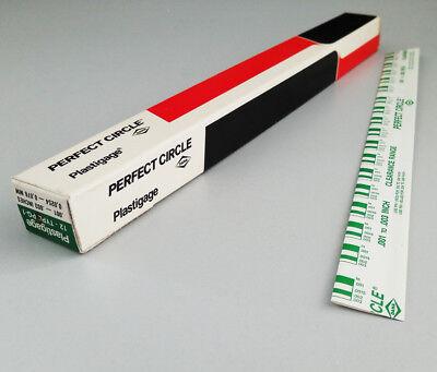 Plastigage Tira de Medición 0.025-0.076mm Verde Plastigauge SPG-1