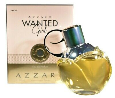 Azzaro WANTED GIRL by Azzaro EAU DE PARFUM 2.7 OZ/ 80 ML SPRAY New & Sealed