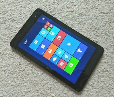 "Dell Venue 8 Pro 8"" T01D T01D001 Windows OS Tablet 5830 32GB - RAM 2 GB - Black"