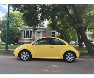 Sell 2010 beetle (car proof & certificate of inspection)