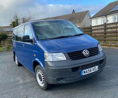 Volkswagen VW Transporter T5 kombi window van NO VAT