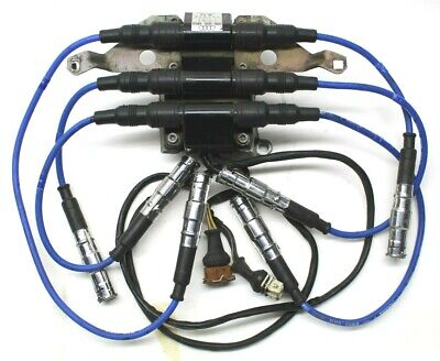 Audi 2.8L V6 Ignition Coils & NGK Spark Plug Wires 078905101A