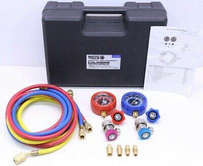Matco Tools Professional R134a Manifold Gauge Set Ac13472a - Free Shipping