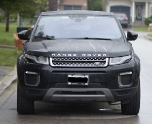 Range Rover Evoque SE 2017 with Tech pack
