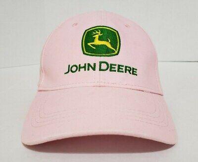 a376169cb3 John Deere Pink Logo Hat | John Deere Womens Clothes & Accessories ...