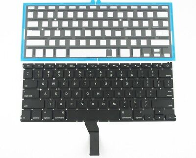 "New Original Keyboard Backlight Backlit for Macbook Air 13"" A1466 MD231 2011-15"