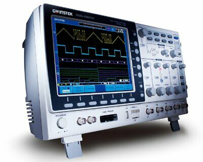 Instek Gds-2074a 70mhz 4-channel Visual Persistence Digital Storage Oscilloscope