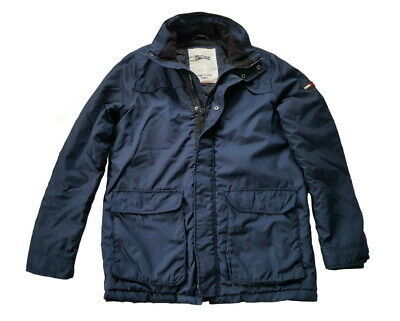 Used, Used Hilfiger Denim Men's parka style jacket, Size Medium for sale  Shipping to Nigeria