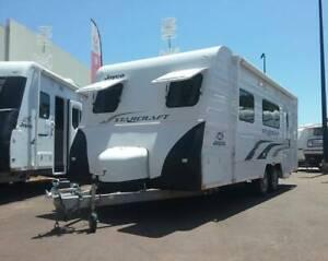 2014 Jayco Starcraft Single Bed Caravan
