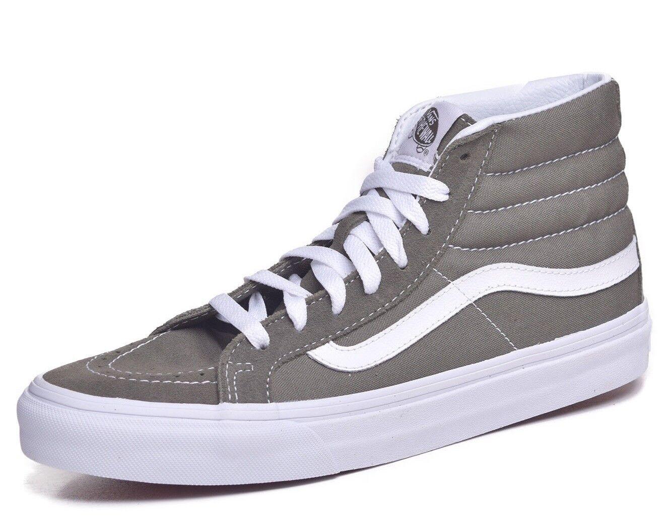 e4ee2146d3 Vans Sk8 Hi Slim Skateboard Shoes Women Men Choose Colors   Sizes