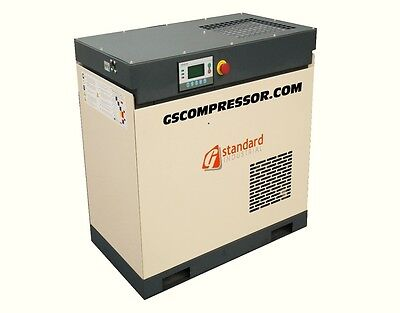 New 75hp Rotary Screw Air Compressor