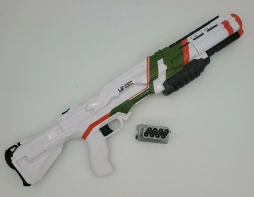 Rare! BoomCo Halo UNSC Shotgun with Magazine! Tested And Works Great!