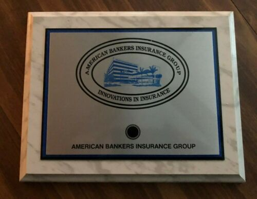 American Bankers Insurance Group Company Sign
