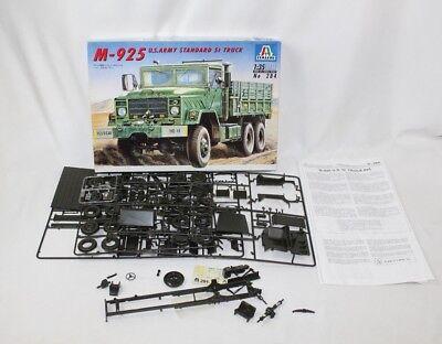 Vintage 1/35 Italeri M-925 U.S.ARMY Standard 5t Truck Model Kit #285 CIB UNBUILT for sale  Oxford