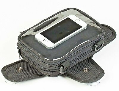 Autokicker Navigator Gps & Phone Holder - Magnetic Mini Tank Bag For Motorcycles