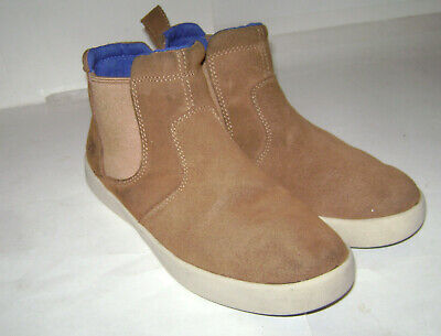 UGG HAMDEN KIDS GIRLS BOYS SNEAKERS BOOTS SHOES Size 4 CHESTNUT S/N 1012395K