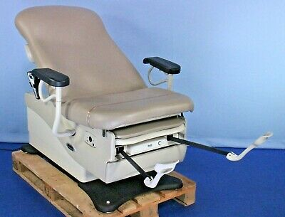 Wireless Midmark 625 Bariatric Power Exam Table Dual Controls Tested W Warranty