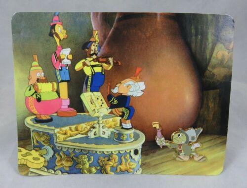 Disney Pin - A Family Pin Gathering Postcard #3 - Jiminy Cricket with Music Box