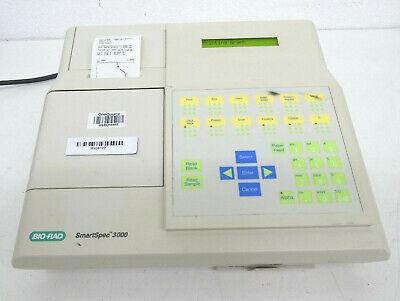 Bio-rad Smartspec 3000 Spectrophotometer