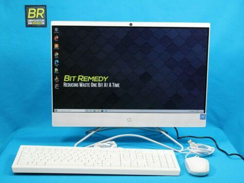 "Hp 22-c0063w 21.5"" All In One Intel Celeron G4900t 2.9ghz 8gb Ram 1tb Hdd Win10"