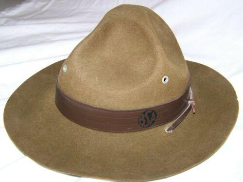 Campaign Hat,  Boy Scout