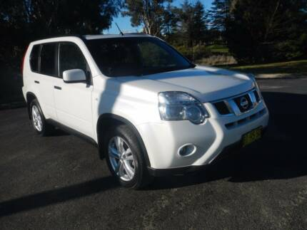 2011 Nissan X-trail STL 4WD Young Young Area Preview
