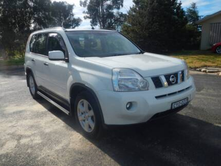2008 Nissan X-trail TI 4WD AUTO Young Young Area Preview