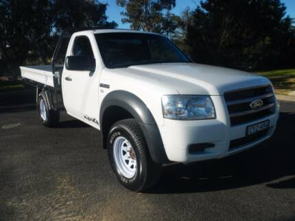 2008 Ford Ranger 4X4 Single Cab Young Young Area Preview