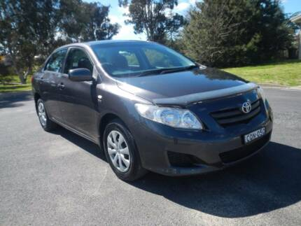 2009 Toyota Corolla Ascent Young Young Area Preview