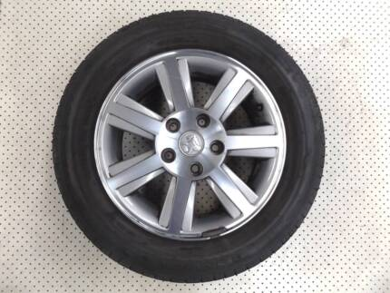 """16"""" HOLDEN COMMODORE OEM VE VF VX VZ ALLOY OEM WHEELS (USED) $250 Ferntree Gully Knox Area Preview"""