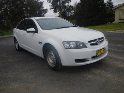 2008 Holden Commodore Omega Sedan Young Young Area Preview
