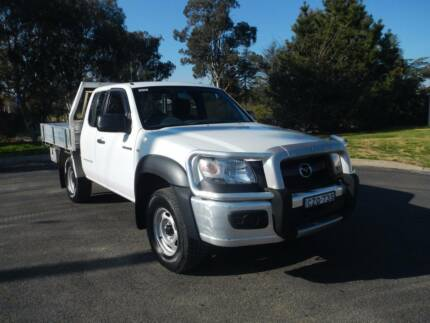 2007 Mazda BT50 DX+ Freestyle Cab Young Young Area Preview