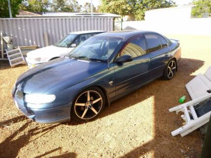 2002 VX Holden Commodore Sedan Duel fuel