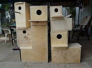 New Bird nesting Boxes Elizabeth Grove Playford Area Preview