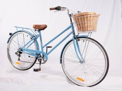 Samson Cycles 7-speed Vintage Ladies Bikes