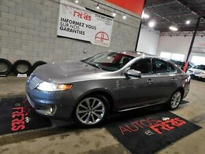 Lincoln MKS AWD EcoBoost 2012