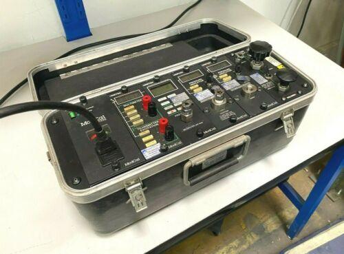 Ametek ModCal System - Multimeter Pressure Indicator Modules - Test Calibration