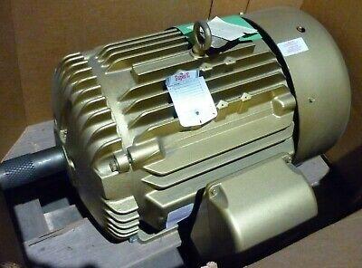 Baldor 15hp Electric Motor 230460v 3 Ph 284t Frame 1180rpm Spec10e648x20661