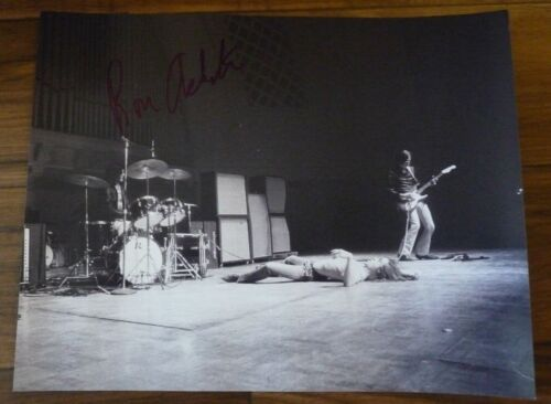 Ron Asheton Of The Stooges Signed Autographed 11x14 Photo PSA or BAS Guaranteed