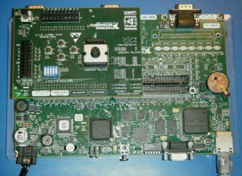 NI sbRIO-9631 wEmbedded Eval Board, RIO-EVAL-101, National Instruments *Tested*