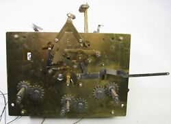 VINTAGE HERMLE 87 1181-853 HS 94 CM CHIME GRANDFATHER CLOCK MOVEMENT PARTS