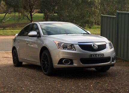 Holden Cruze CDX Auto 4 Door Sedan Gawler Gawler Area Preview