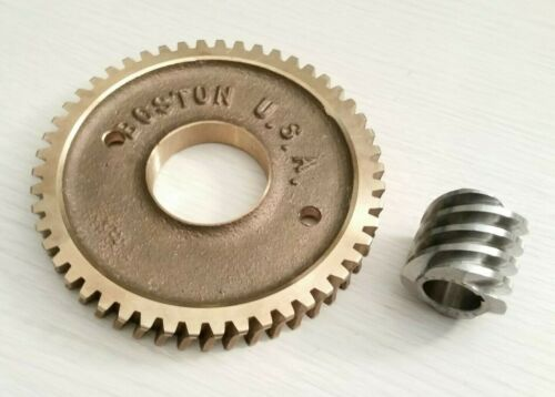 Boston Worm Gear Set  DB1603A  H1607  12.5 to 1 Ratio (Modified)