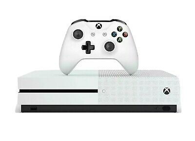 Brand New Microsoft Xbox One S Console 1TB - White