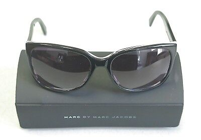 Marc by Marc Jacobs Authentic Sunglasses 440/S KVF/HD Black Marble Grey 32771