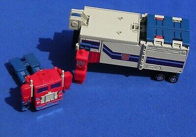 Vintage G1 Takara Transformers Optimus Prime EX 1988