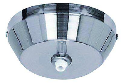 ET2 EC95000-SN RapidJack 1-Light Canopy Pendant Accessory, Satin Nickel Finish,