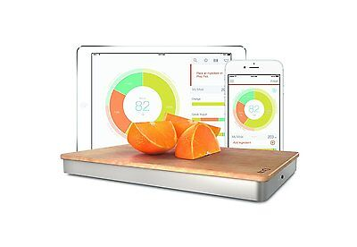 Measure the nutritional value of your ingredients by using a Prep Pad