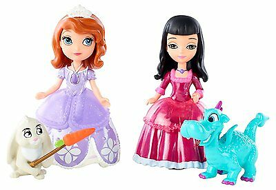 Disney Sofia The First Sofia, Vivian and Animal Friends Giftset