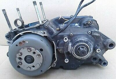 Engine Bottom End Left Right Case Halves Transmission Crankshaft 1982 KDX450  segunda mano  Embacar hacia Argentina